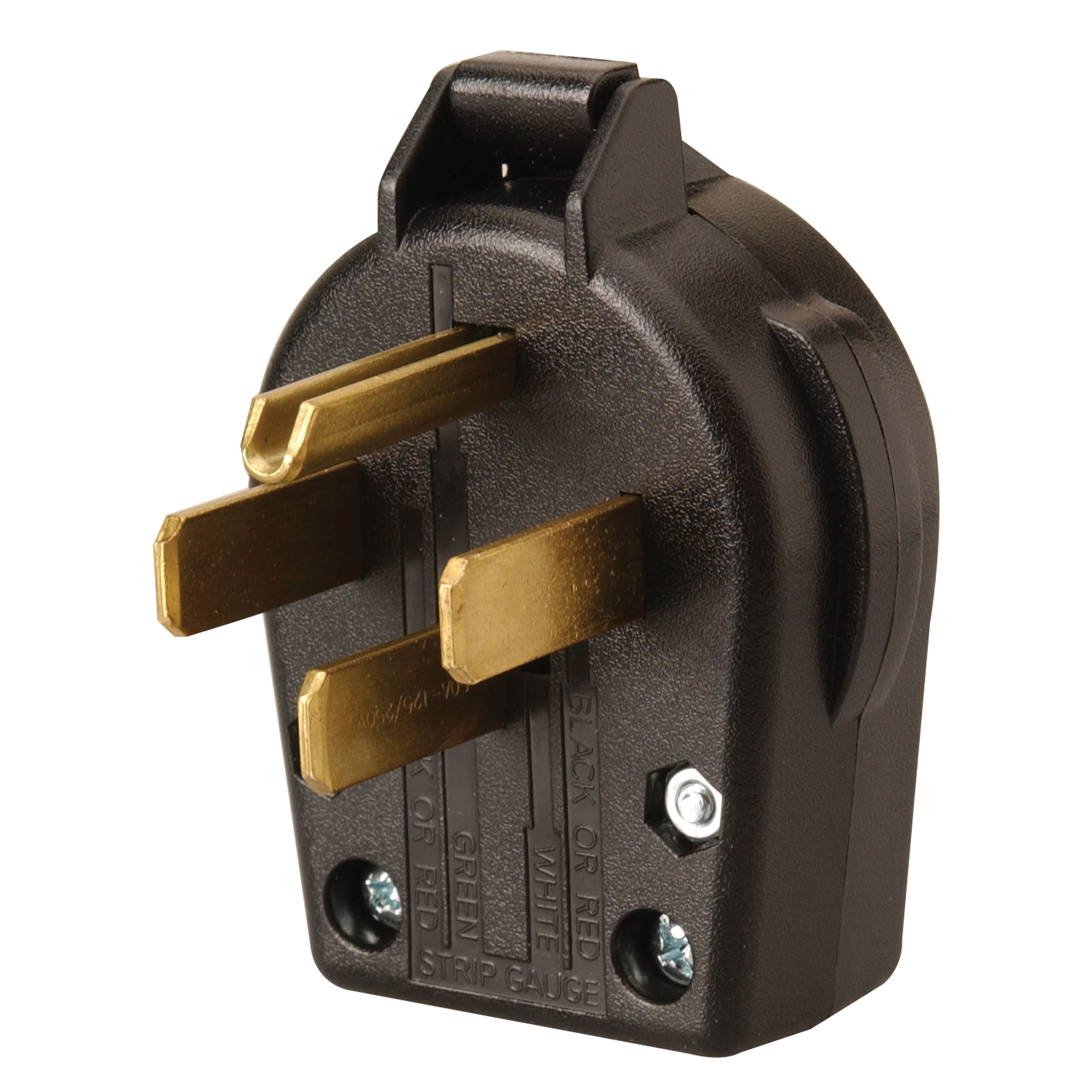 50 Amp Receptacle >> Surge Guard 09543 Rv Power Cord Replacement Plug 50 Amp Plug End