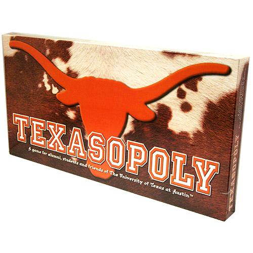 University of Texas - Texasopoly Board Game