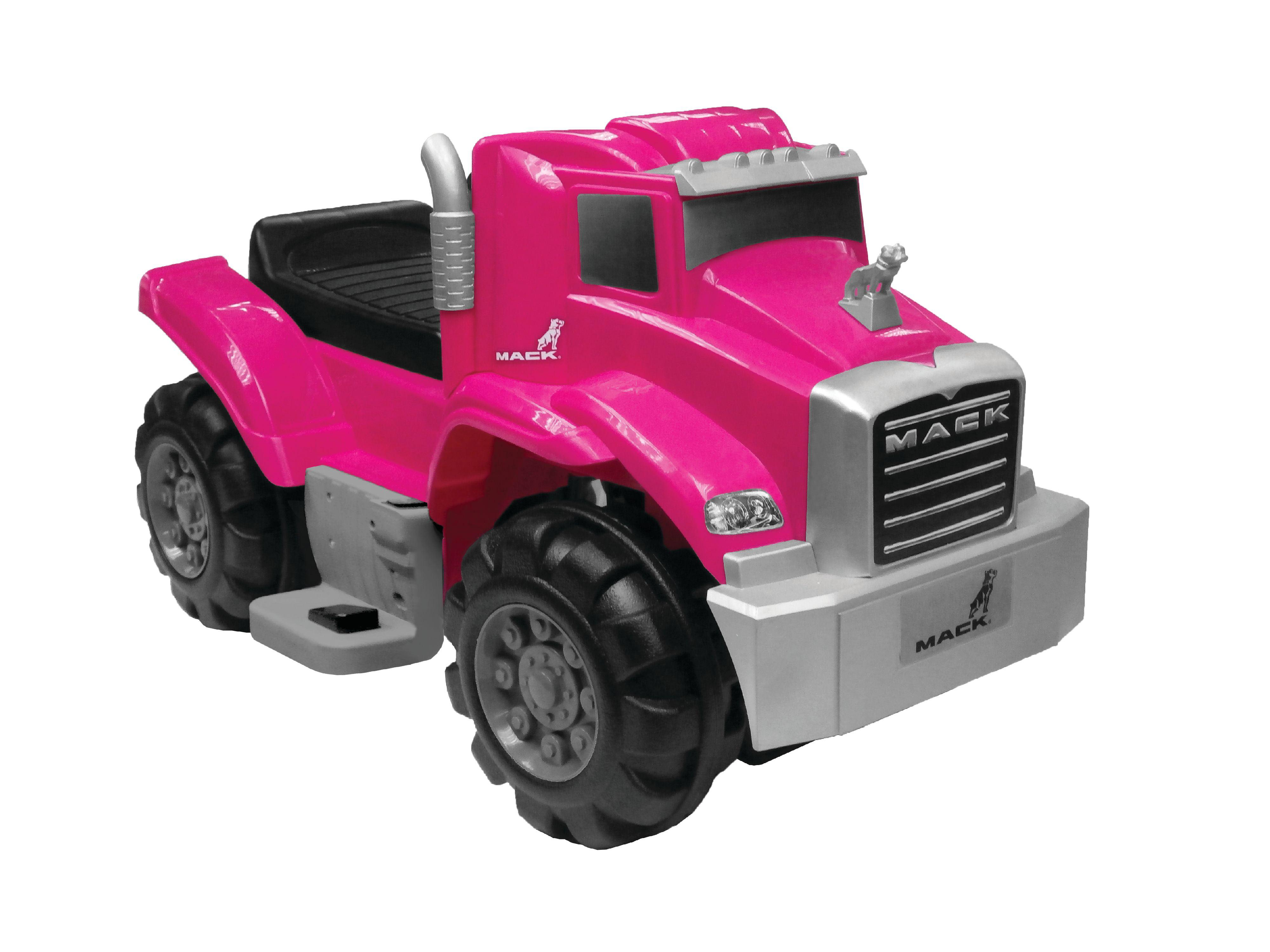 Beyond Infinity Wonderlanes Childrens Ride On Mini ATV 6V Battery Powered Wheels for Ages 1-3 Pink