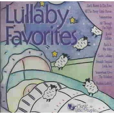 Lullaby Favorites (CD)