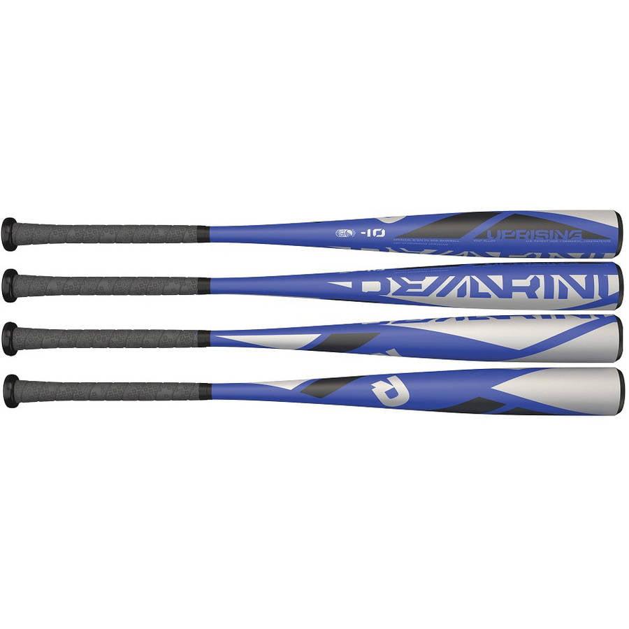 "DeMarini Uprising Jr 2-3 4"" Big Barrel Baseball Bat (-10) by Wilson"