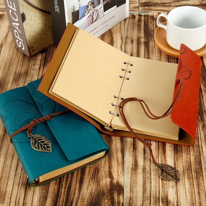 1PC Personality Notebook Journal Notebook Spiral Ring