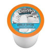 Brooklyn Bean Roastery Vanilla Skyline K-Cup Coffee Pods, 40 Count