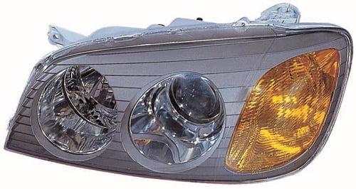 Eagle Eyes HD188-B000R Honda Passenger Side Rear Side Marker Inter HO2861103V rm-EGL-HD188-B000R