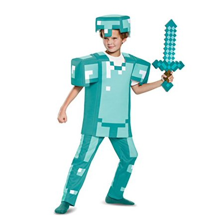 Kids Minecraft Armor Deluxe - image 2 de 4