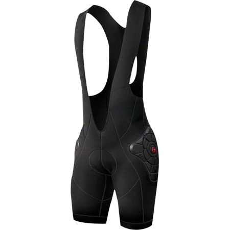 G-Form Pro-B Women's Bib Shorts with Chamois: Black XL