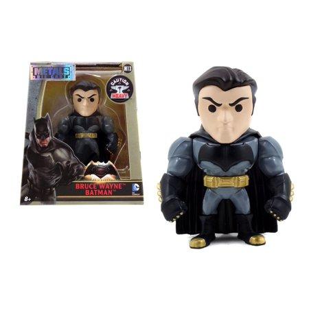 Jada Diecast Batman vs Superman M13 Bruce Wayne Batman Unmasked