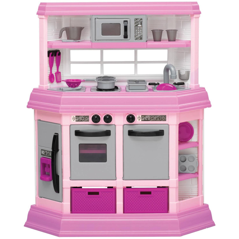 American Plastic Toys Custom Kitchen