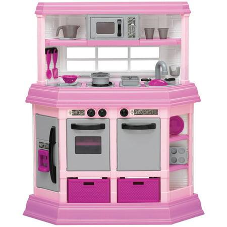 American Plastic Toys Custom Kitchen Walmart Com