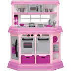 American Plastic Toys Custom Kitchen