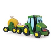 John Deere County Fair Caravan Toddler Toy, Tractor Toy - Featuring Lights, Music and Animal Sounds