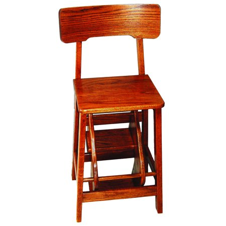 Furniture Barn Usa Counter Height Oak Stool With Back And