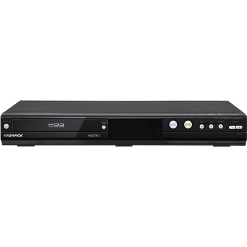 Magnavox MDR515H/F7 500GB HDD and DVD-R with Digital Tuner