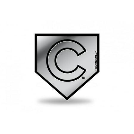 Chicago Cubs MLB Plastic Auto Emblem - image 1 de 1