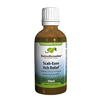 Native Remedies Scab-Ease Itch Relief, 50ML Bottle