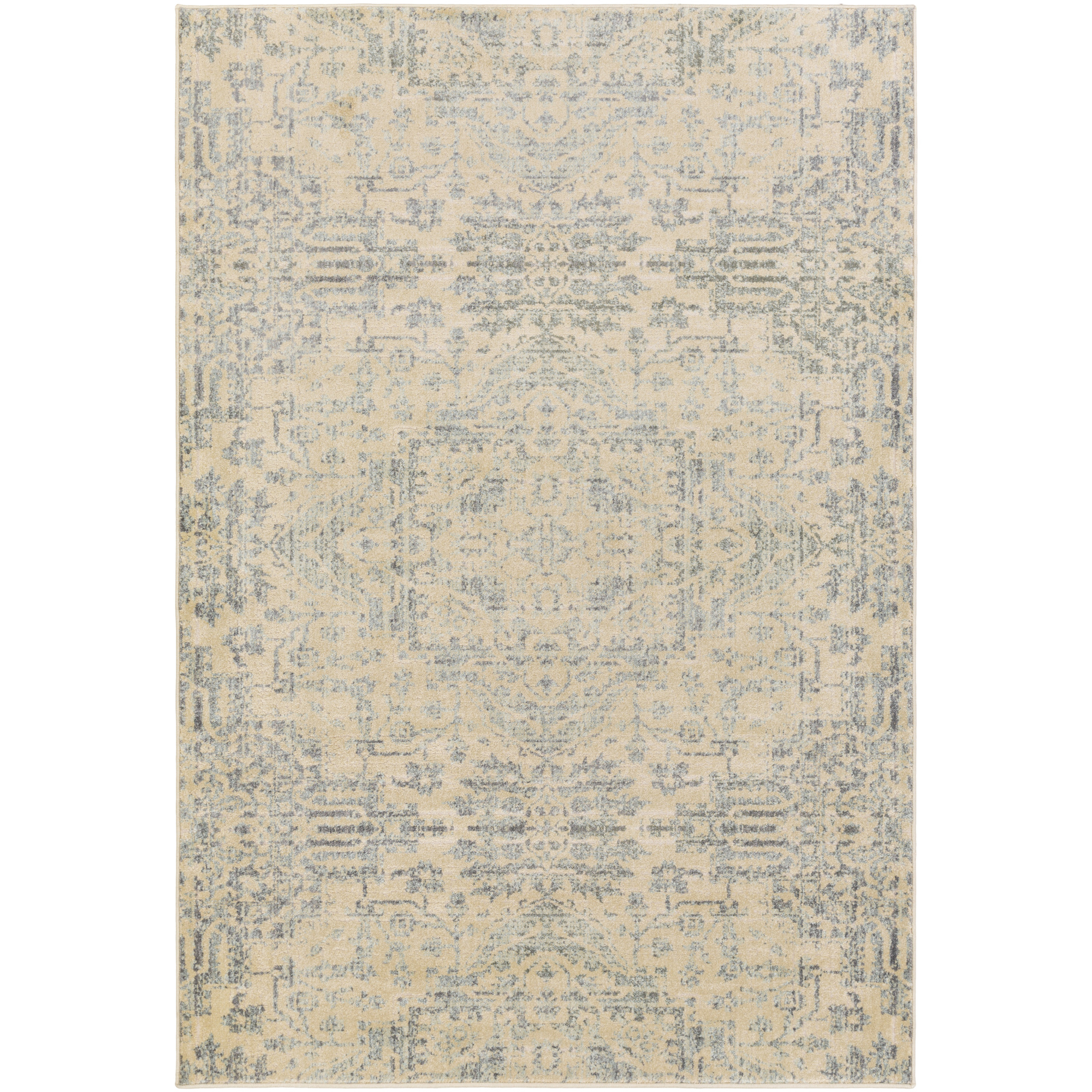 "Art of Knot Nola 5'3"" x 7'3"" Rectangular Area Rug"