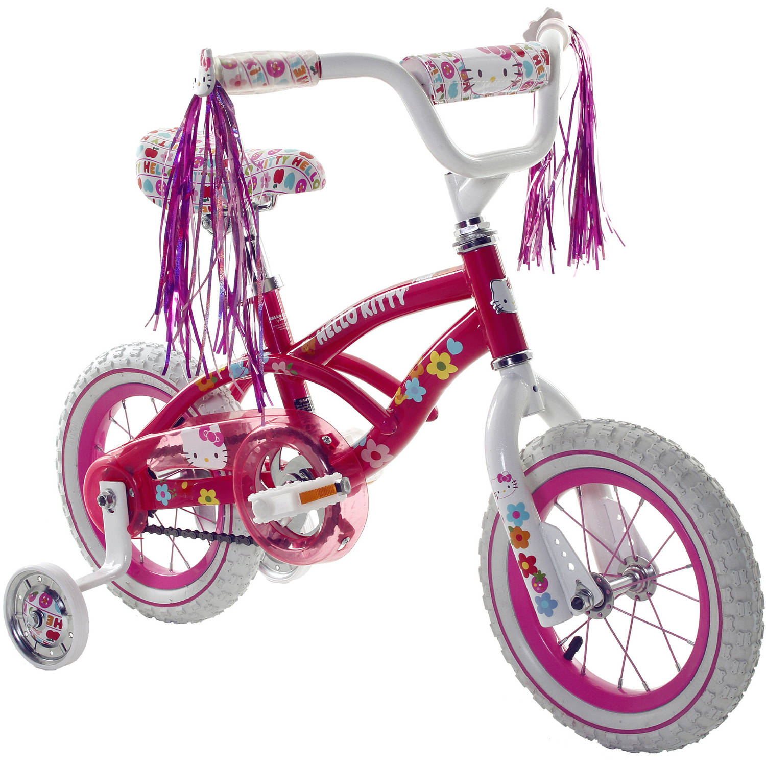 "12"" Girl's Hello Kitty Bike"