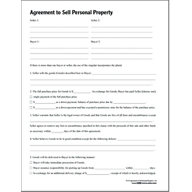 Adams Lf155 Contractor Agreement Form - Walmart.Com