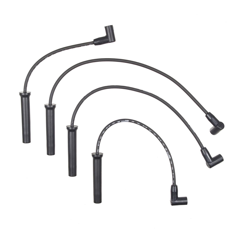 ACCEL 114022 Spark Plug Wire Set Fits 91-02 SC SC1 SC2 SL SL1 SL2 SW1 SW2