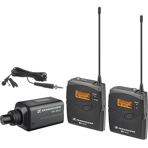 Sennheiser ew 100 ENG G3 Wireless Microphone B (626-668 M...