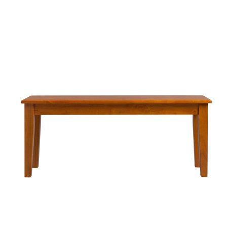 Boraam Shaker Dining Bench, Oak ()