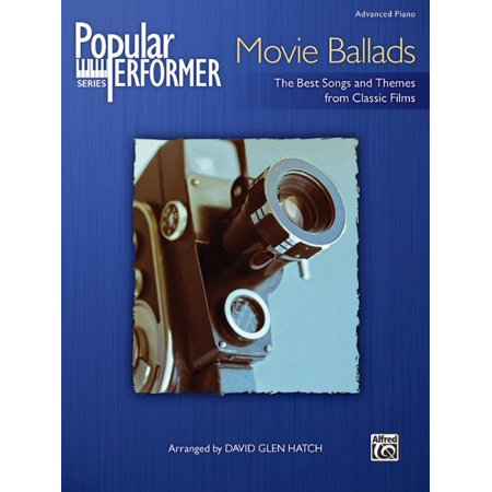 Popular Performer -- Movie Ballads : The Best Songs and Themes from Classic Films - Songs With Halloween Theme