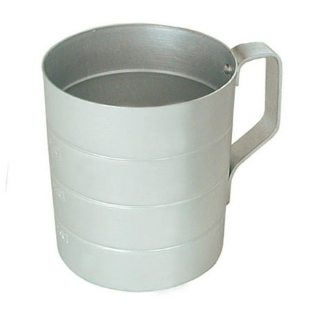 Update International Aluminum Dry Measuring Cup ()