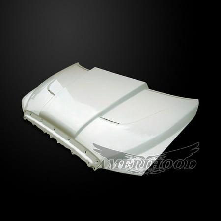Toyota Tundra 2007-2013 Type-S Style Functional Heat Extraction Hood
