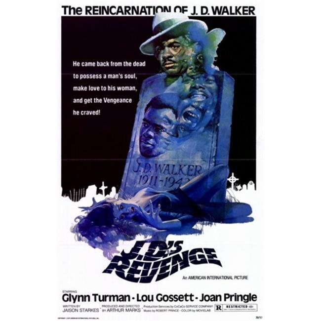 Posterazzi MOV200833 J Ds Revenge Movie Poster - 11 x 17 in. - image 1 de 1