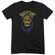 Masters Of The Universe Hood Mens Tri-Blend Short Sleeve Shirt