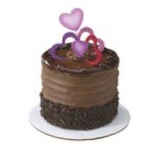 Cake Decoration Gum Paste Assorted Heart Cutouts