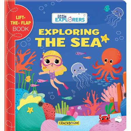 Little Explorers: Exploring the Sea (Board