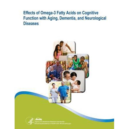 Effects Of Omega 3 Fatty Acids On Cognitive Function With Aging  Dementia  And Neurological Diseases
