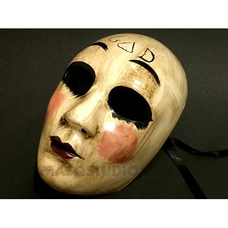 The purge GOD mask Anarchy movie mask horror Killer Halloween Costume Haunted House Party, resin By MasqStudio Ship from US - The Purge Anarchy Masks