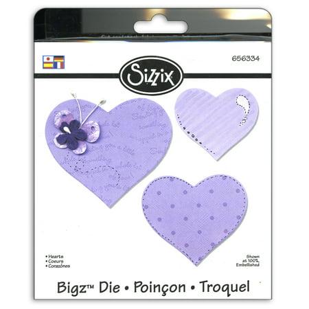 Sizzix Bigz Heart (Sizzix Bigz Die)