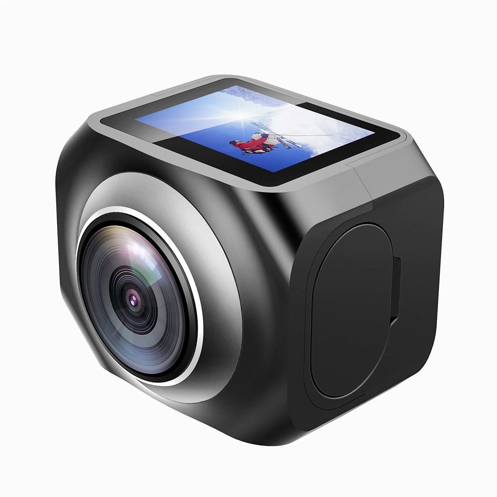 360 DEGREE ACTION CAMERA 1.5 MICROSD CARD SLOT MULITI LANGUAGE