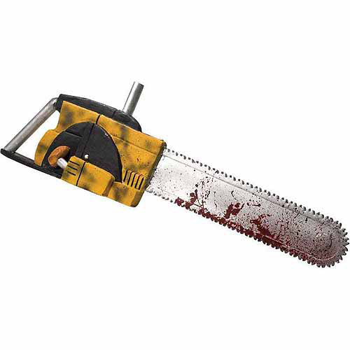 """Chainsaw 27"""" Adult Halloween Accessory"""