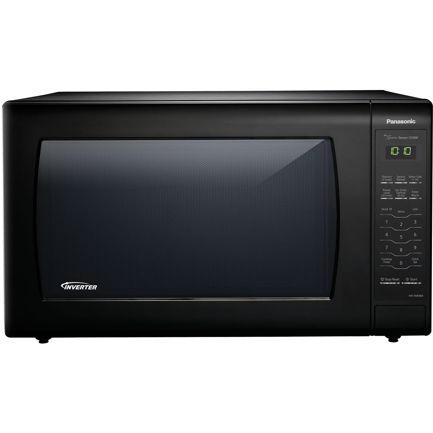 2 Cu Ft Countertop Microwave Oven