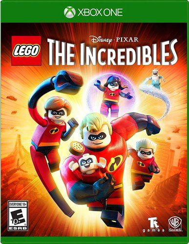 LEGO The Incredibles, Warner Bros, Xbox One, 883929633005