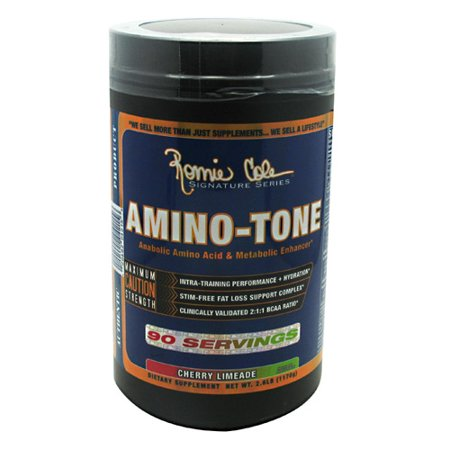Ronnie Coleman Signature Series amino-Tone cerise Limeade - 90 Portions