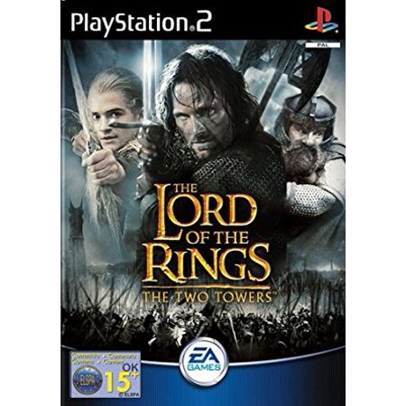 The Lord of the Rings The Two Towers- PS2 Playstation 2