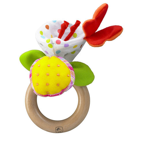 Wonderworld Flower Ring