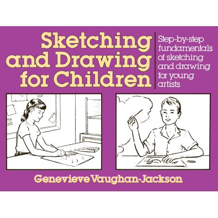Halloween Drawings For Kids Step By Step (Sketching and Drawing for Children : Step-by-Step Fundamentals of Sketching and Drawing for Young)