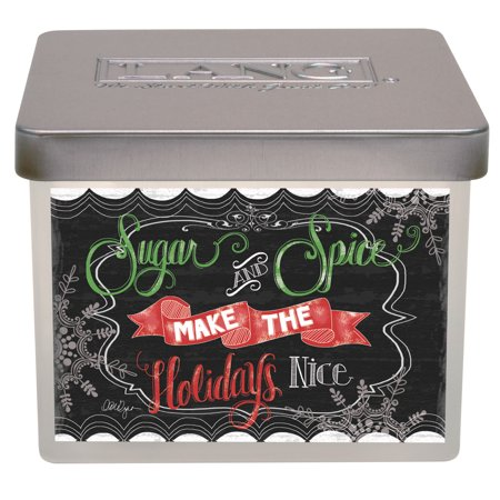 Lang Holiday Joy Small Jar Candle 12 5 Oz Walmart Com