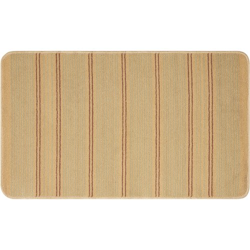Charlton Home Andress Hand-Tufted Gold Area Rug
