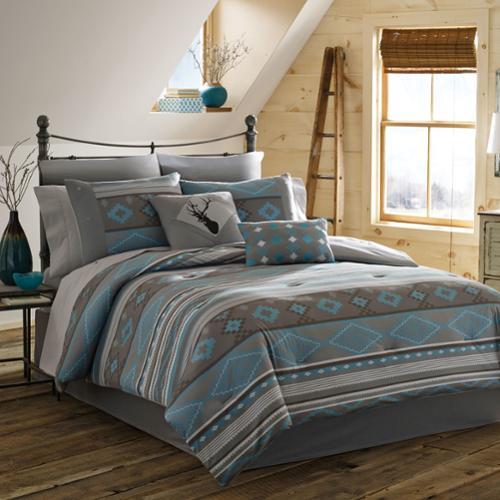 True Timber Southwest Comforter Set Twin