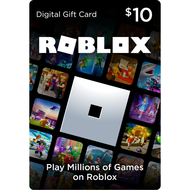 Roblox Game Ecard 10 Digital Download Walmart Com Walmart Com