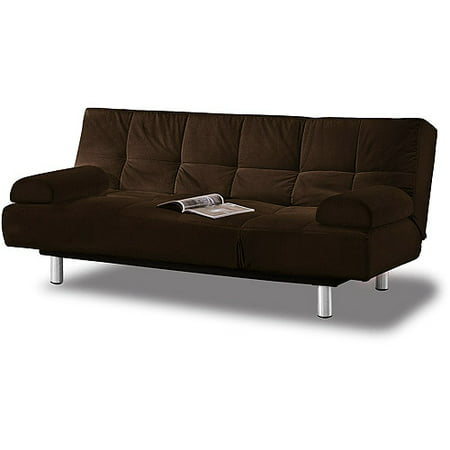 Atherton Home Manhattan Convertible Futon Sofa Bed And Lounger Multiple Colors