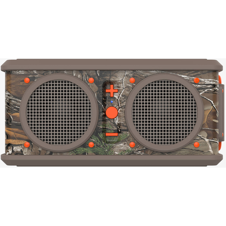 Skullcandy Air Raid Bluetooth, Wireless and Water-Resistant Speaker, Realtree