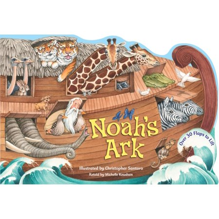 Noahs Ark (Board Book) (Norahs Ark)
